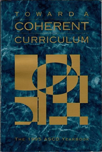 "Brady, Marion. Chapter 3, ""A Supradisciplinary Curriculum,"" pp. 26-33, in Toward A Coherent Curriculum, 1995 Yearbook of the Association for Supervision and Curriculum Development, James A. Beane, Editor."